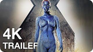 X MEN: APOCALYPSE Trailer 1 + 2 & Making Of (2016) 4K UHD