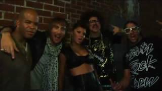 David Guetta & Chris Willis ft Fergie & LMFAO - Gettin' Over You videoclip teaser