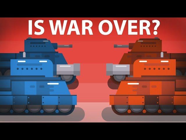 Ist der Krieg vorbei? - Ein Paradoxon wird erklärt