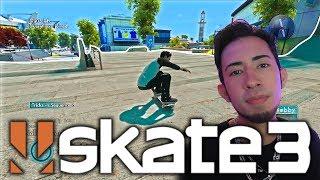 Skate 3 - X7 Albert School Teacher Challenge!!
