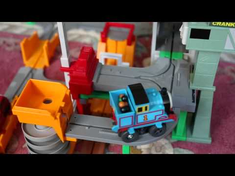big loader set with tomy percy amp terence thomas and friend