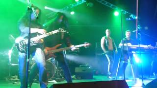 Heavenly - Lost in your eyes - Metalfest (Jas'Rod - Les Pennes-Mirabeau) le 12 avril 2013