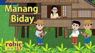 Manang Biday Animated (Ilocano Folk Song)