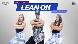 Lean On - Major Lazer & DJ Snake - Cia. Daniel Saboya (Coreografia)