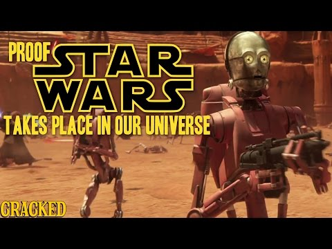 watch Proof Star Wars Takes Place In Our Universe
