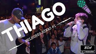 ● THIAGO ● TERROR DAS RESPOSTAS ● MELHORES RIMAS #01