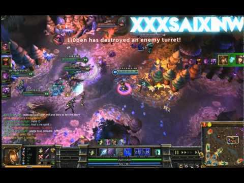 Xxx Mp4 LoL League Of Legends McKenzie XxX Sai Xinw BiG Ownage Ulti Quadra 3gp Sex