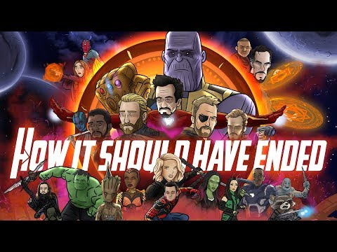 Xxx Mp4 How Avengers Infinity War Should Have Ended Animated Parody 3gp Sex