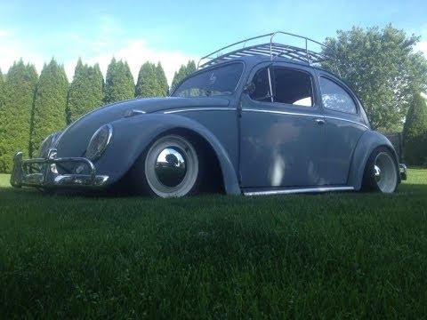 Xxx Mp4 1959 VW Turbo Beetle Test Drive 300 HP 3gp Sex
