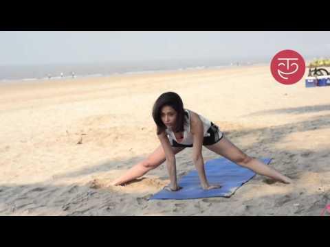 Xxx Mp4 Yoga By The Beach With Nushrat Bharucha 3gp Sex