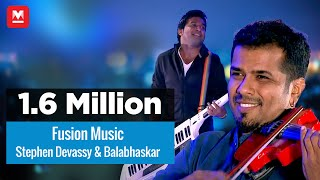 Stephen Devassy, Balabhaskar Performs Live Fusion Music   Jayaragangal   Manorama Online