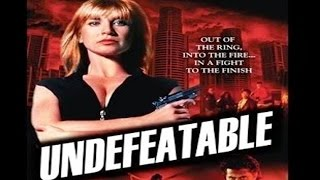 Katil Ki Khoj(Undefeatable )| Tamil Dubbed Movie | Cynthia Rothrock&John Miller | 2016 Action Movie