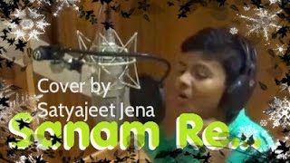 SANAM RE Cover by Satyajeet Jena | Arijit Singh | Male Version | Cover Song