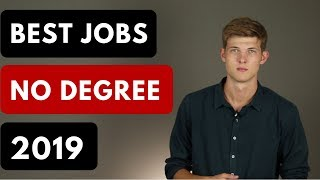 9 Highest Paying Jobs Without A College Degree (2019)