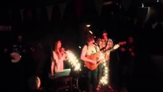 Joe Innes & The Cavalcade - You Can Call Me Al (Paul Simon cover) (snippet)