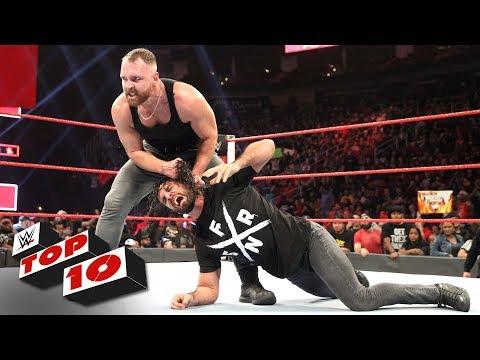 Xxx Mp4 Top 10 Raw Moments WWE Top 10 December 3 2018 3gp Sex