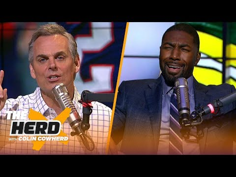 Greg Jennings reveals the role Rodgers played in his exit from Green Bay & more NFL THE HERD