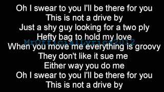 Train - Drive By (Lyrics) *HQ AUDIO*