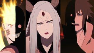 Naruto Shippuden Episode 459 Anime Review ナルト 疾風伝 - Naruto & Sasuke VS Kaguya!