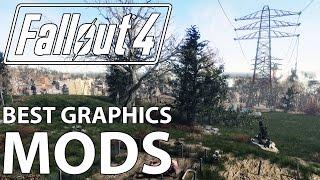 Fallout 4 – Best 10 Graphics Mods + Vanilla Comparison
