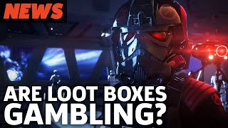 EA Respond To Star Wars Loot Box Gambling Investigation - GS News Roundup