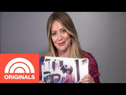 Xxx Mp4 Hilary Duff Relives Shooting The Lizzie McGuire Movie And The Unforgettable Bra Episode TODAY 3gp Sex