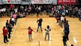 2015 Trinity High School Teacher Dance
