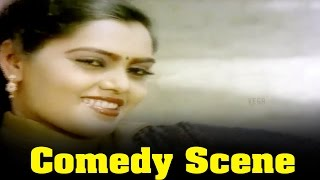 Iru Medaigal Movie : Silk Smitha traped Janagaraj Comedy Scene