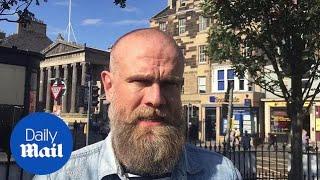 Olaf Falafel wins 2019 Edinburgh Fringe Festivaljokeof the year