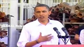 بالفيديو: أوباما هو الاخر يعترف بالقدس عاصمة لإسرائيل!