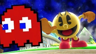 Top 10 Pacman Plays #2 - Super Smash Bros for Wii U
