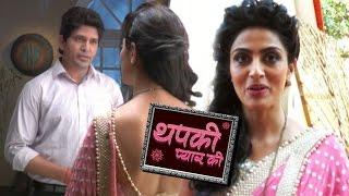 Shraddha PREGNANT With Dhruv's Child?   Thapki Pyar Ki   19th April 2016 Episode