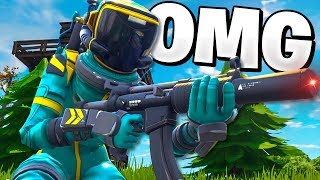 Winning with BUFFED Silenced SMG only?!