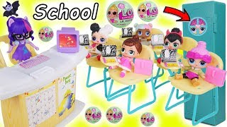 L.O.L. Surprise! Dolls Babies and Mommies New Baby Animal Wrong Clothes Rescue Lil Sisters Unboxed!