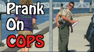 COPS GET PRANKED By RC RAT CAR (Public Scare Prank)