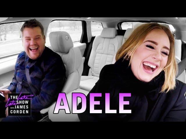 Adele Auto-Karaoke