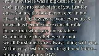 Happy birthday Darshan Raval | birthday wish from Bangladeshi Darshaners