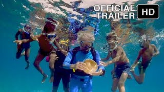 CORAL REEF ADVENTURE Official Movie Trailer for IMAX underwater film HD