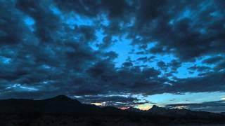 Night Falls On Inyokern, CA