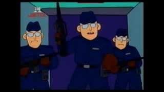 3 Kamarádi a Jerry - Bankovni loupež