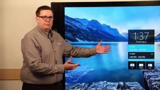 Microsoft Surface Hub Product Demonstration 2