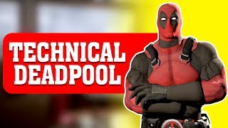 Technical Deadpool | with Ant-Man, Iron Man & Spider-Man | Hindi Comedy Video | Pakau TV Channel