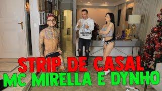 STRIP DE CASAL COM MC MIRELLA E DYNHO ALVES   #HottelMazzafera
