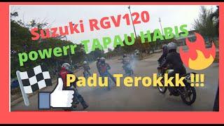 King Of 2T - Litar Lumba Rakyat Kuala Selangor - Merdeka Race 2014 - Suzuki Open - RGV120