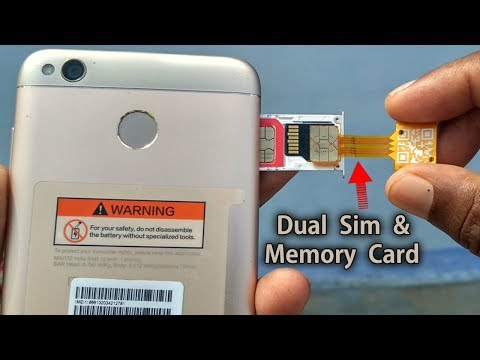 Xxx Mp4 How To Use Both 2 SIM With SD Card In Xiaomi Redmi Hybrid Slot – Adapter Solution 3gp Sex
