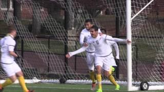 2015 Season Highlights: Men's Soccer