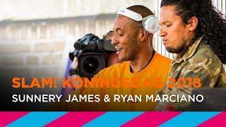 Sunnery James & Ryan Marciano (DJ-set) | SLAM! Koningsdag 2018