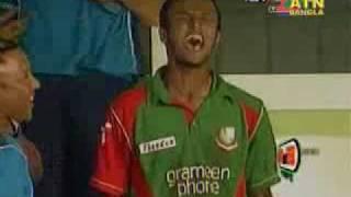 Bangladesh Cricket: Shakib al Hasan helps clinch ODI