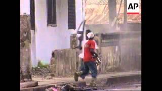 Liberia - Battle For The Capital