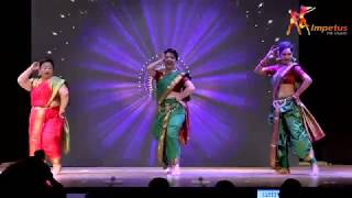 Pinga | Chikni Chameli | Utsav '17 by Impetus-The Studio